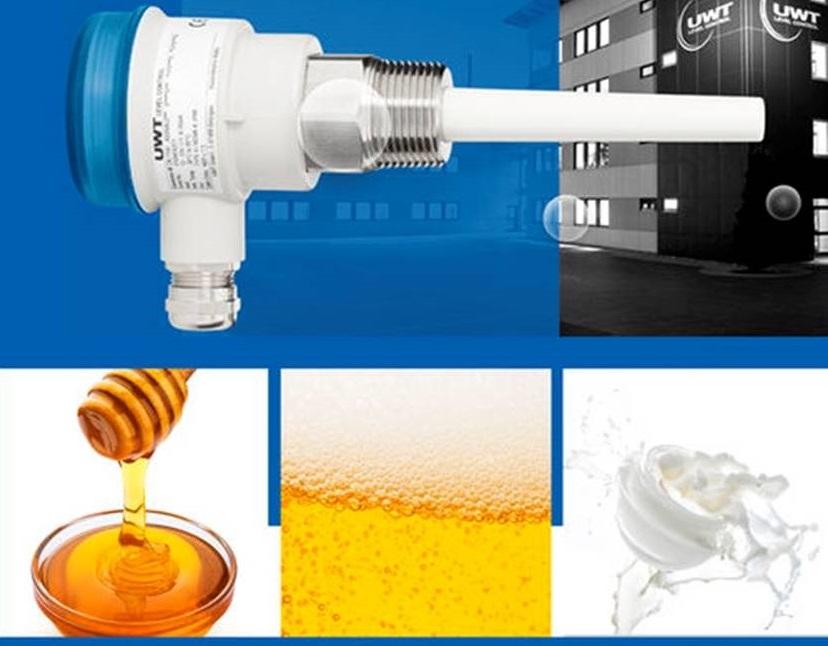 Экономичный емкостной датчик уровня для жидкостей CAPANIVO® CN 7100