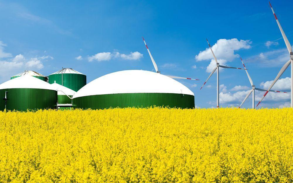 Сигнализация и измерение уровня на установках по производству биогаза