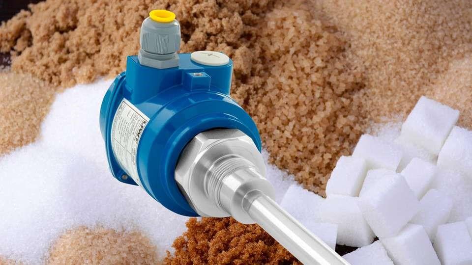 Измерение уровня сахара на сахарном заводе