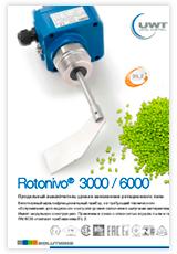 Rotonivo® 3000 / 6000 Листовка