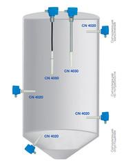 Применение емкостного датчика CN4030