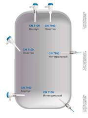 Применение емкостного датчика CN7100