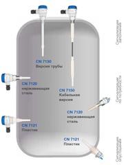 Capanivo® 7120 - Емкостной датчик уровня версия из нерж.стали