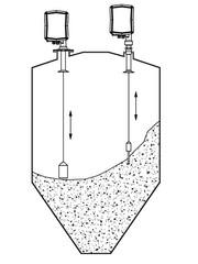 Лотовый электромеханический уровнемер NB 3100 схема