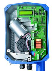 Лотовый электромеханический уровнемер NB 3400