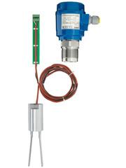 Применение вибрационного сигнализатора уровня VN 1040